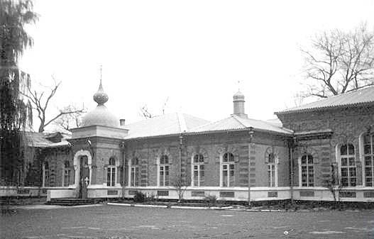 Avdiivka. Former school №2, now - Church