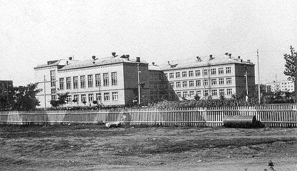 Avdiivka. Middle School №6