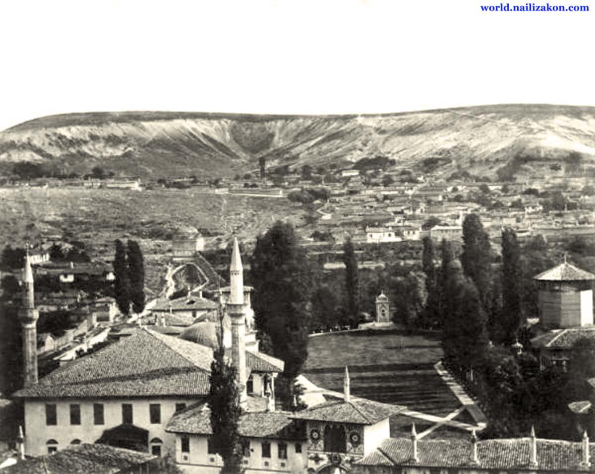 Bakhchysarai. The Khan's Palace
