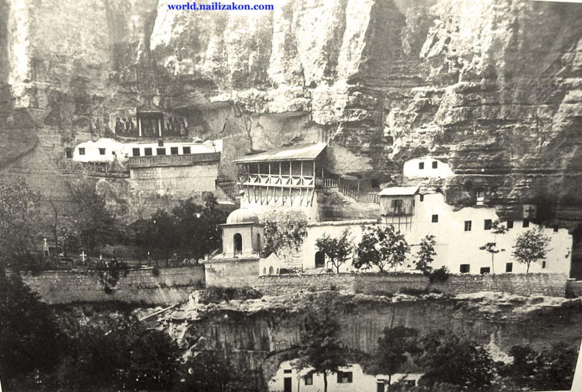 Bakhchysarai. The Assumption Skit, 1890