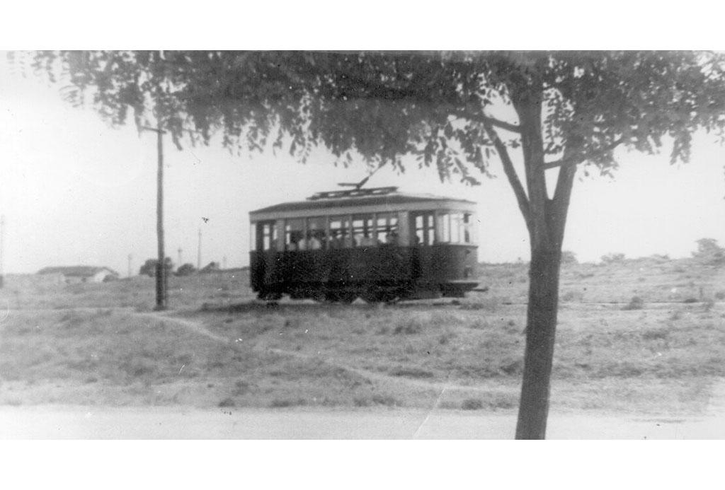 Balaklava. Tram
