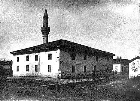 Bilohirsk. Shor-Jami Mosque