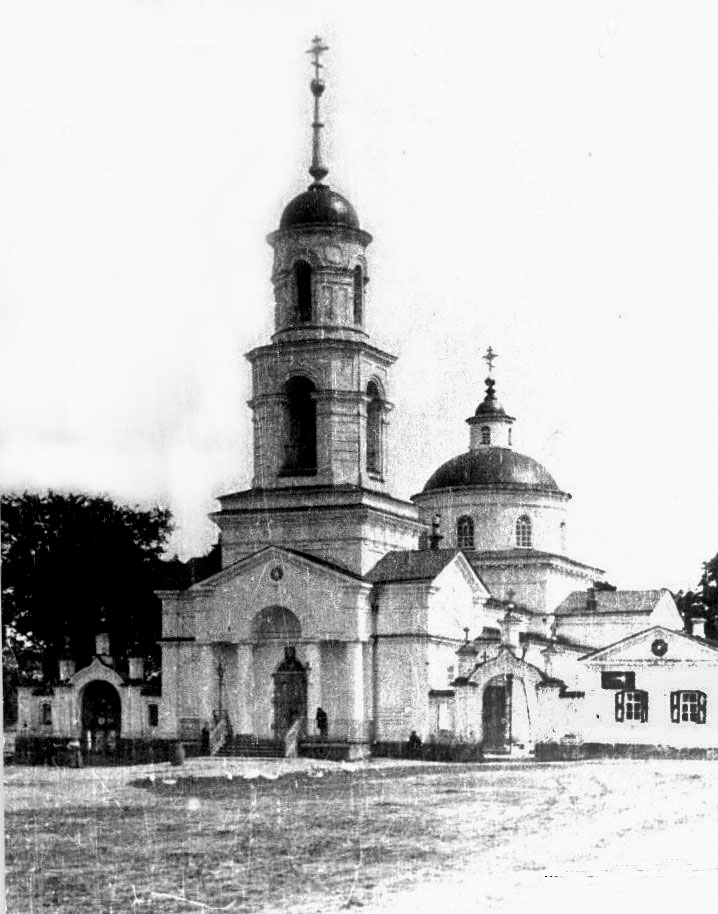 Bilopillia. Church