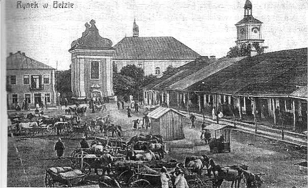 Belz. Market