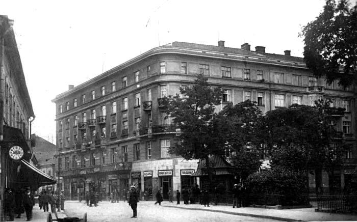Ivano-Frankivsk. Hotel Union