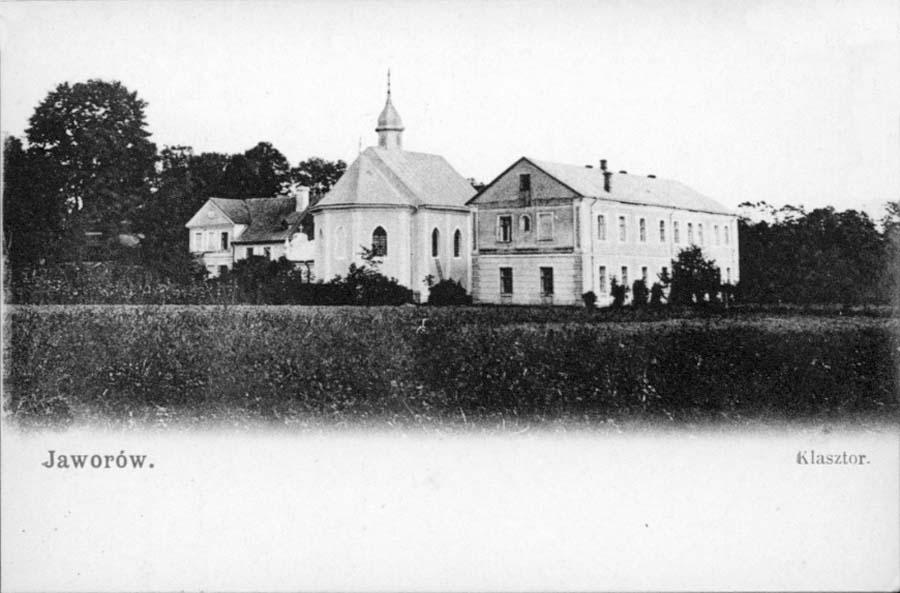 Yavoriv. Monastery
