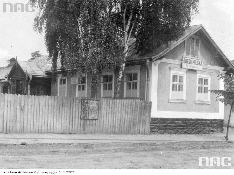 Yavoriv. Student dormitory