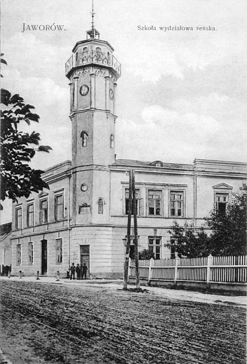 Yavoriv. Women's School