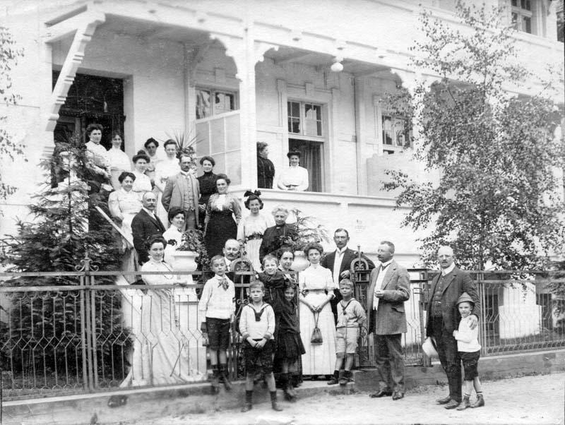 Zhytomyr. German community, 1913