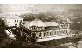 Бирск. Панорама города, дом братьев Чирковых