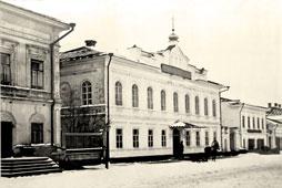Елабуга. Здание женской гимназии