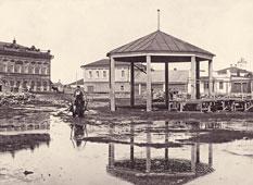 Елабуга. Рыбная площадь, 1910