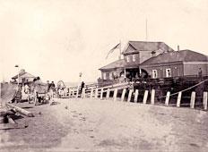 Елабуга. Пристань, между 1900 и 1910