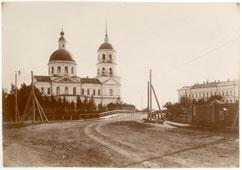 Елабуга. Никольская церковь
