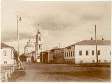 Елабуга. Покровская церковь