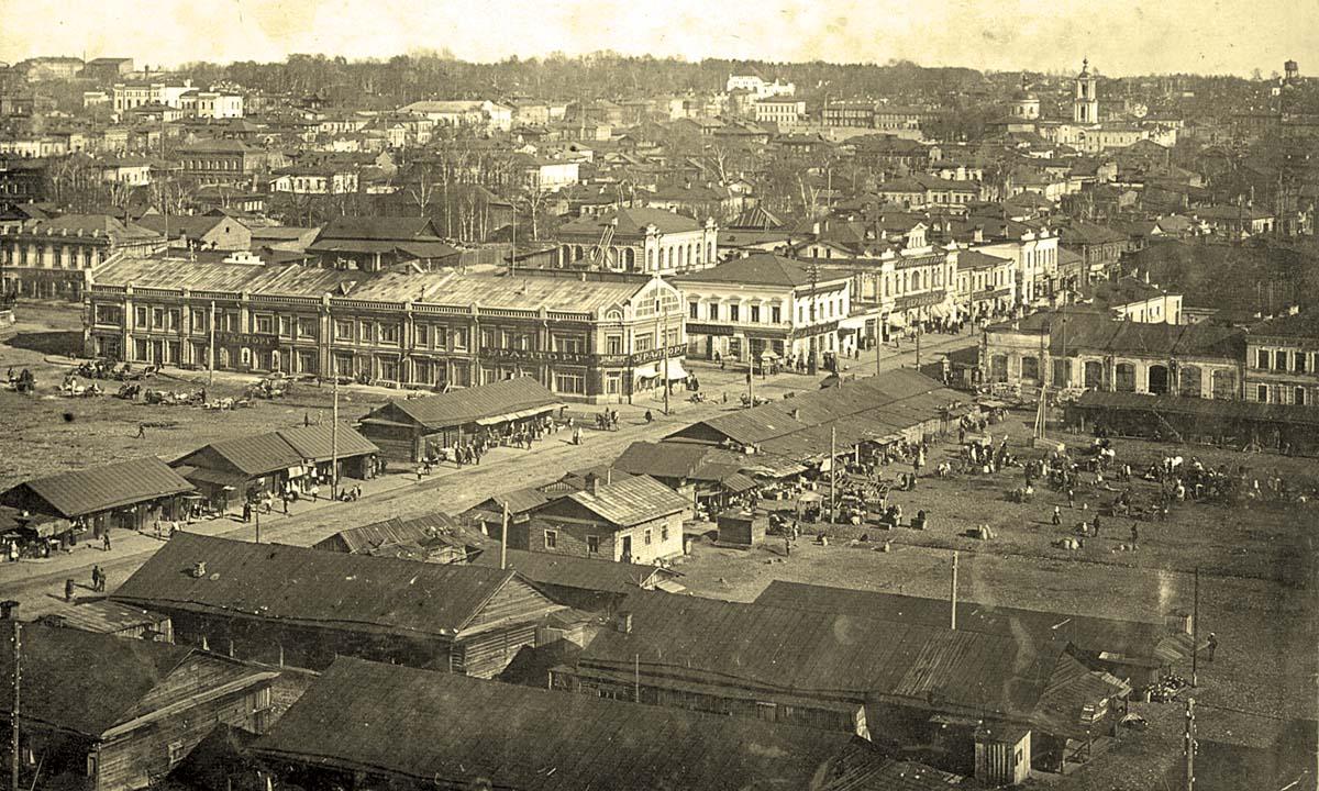 Старая пермь фото города