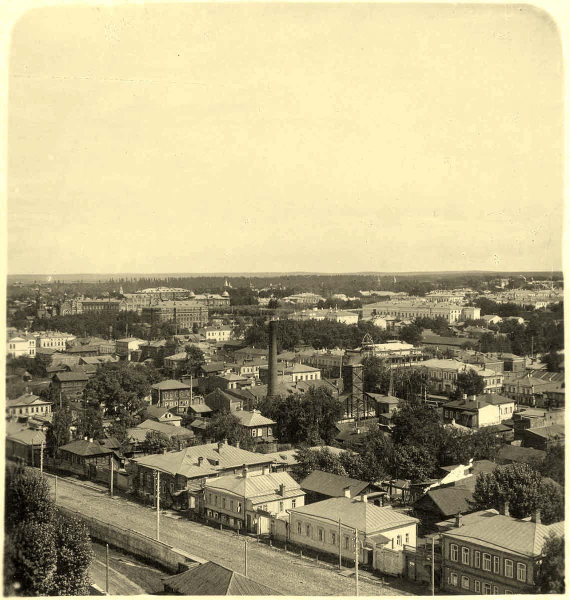 пермь х века в фотографиях пределами