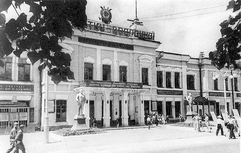 Старинные фото уссурийского вокзала