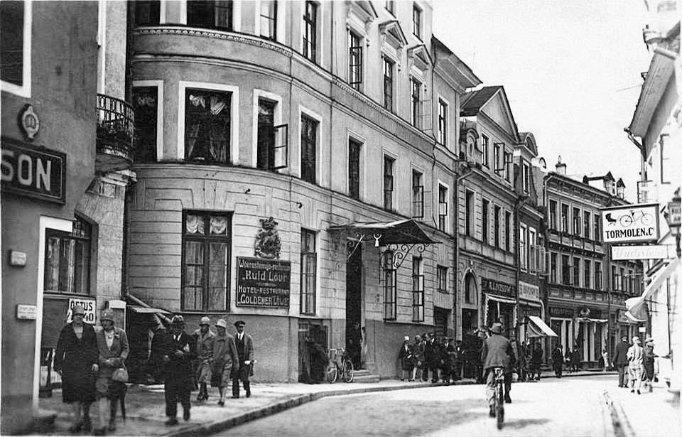 Tallinn. Harju Street