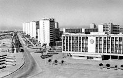 Aktau. House of Soviets, 1974