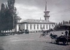 Алма-Ата. Бывшая мечеть