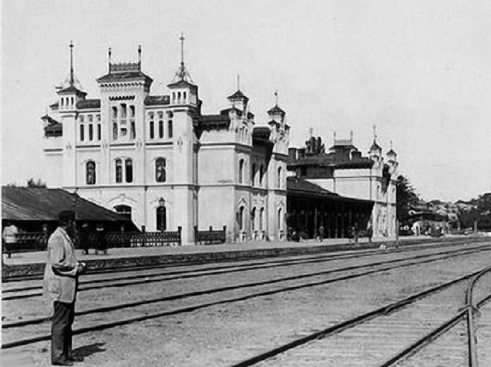 Zhmerynka. Railway station
